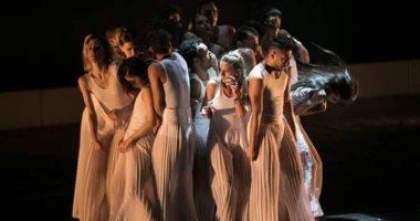 """فرنسيون ومصريون يرقصون على مسرح أوبرا القاهرة """"صور"""""""