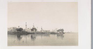 عمرها 175 عاما.. شاهد أقدم صورة فوتوغرافية لمدينة فوه المصرية