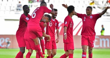 شاهد.. قطر تهزم كوريا الشمالية 6-0 وترافق السعودية لثمن نهائى كأس آسيا