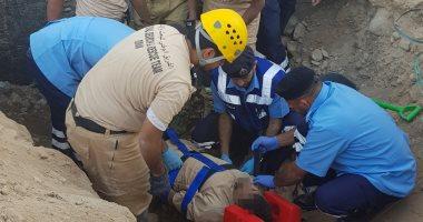 سلطنة عمان: إنقاذ عامل سقط فى انهيار ترابى خلال عمليات إنشاء منزل
