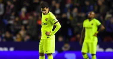 لماذا يعانى كوتينيو فى برشلونة؟.. 4 أسباب تجيب