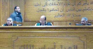 """تأجيل إعادة إجراءات محاكمة 120 متهما بـ""""الذكرى الثالثة للثورة"""" لـ 11 فبراير"""