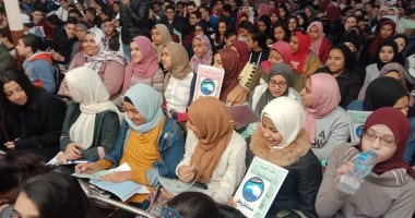 صور.. مجموعات تقوية للطلاب ضمن فعاليات حزب مستقبل وطن بالسيدة زينب والأميرية