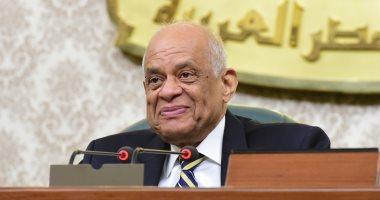 رئيس البرلمان مهنئا السيسي بالعيد: نصرت شعبك فى مواقف كثيرة فوقف الله معك