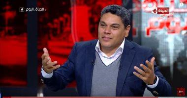 """فيديو.. معتز عبدالفتاح: ثقافة المصريين """"اتكالية"""" وتحتاج إلى دفعة"""