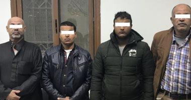المتهمون بقتل اثنين بأكتوبر: الخلاف على السرقة وراء ارتكاب الجريمة