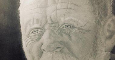 قارئ يشارك برسوماته الفنية باستخدام القلم الرصاص: شجعتنى زوجتى على الرسم
