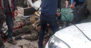 تفجير مدينة منبج السورية
