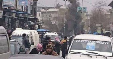 سماع دوى انفجار فى محيط العاصمة السورية دمشق