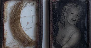 مارلين مونرو وخصلة من شعرها