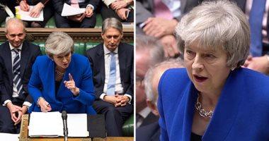 """للمرة الثانية.. رئيسة الوزراء البريطانية تنجو من سحب الثقة.. البرلمان يصوت بأغلبية 325 صوتا لصالح """"تيريزا ماى"""" مقابل 306 صوتا ضدها.. ولندن تنتظر تسوية جديدة بشأن الخروج من الاتحاد الأوروبى وتنفيذ خطة """"بريكست"""""""