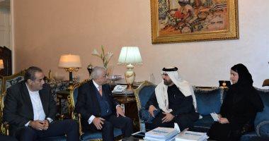 تعاون بين مصر والإمارات فى بنك المعرفة والعملية التعليمية