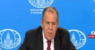 الخارجية الروسية: لافروف سيزور دول المغرب العربى ويلتقى وزير خارجية العراق