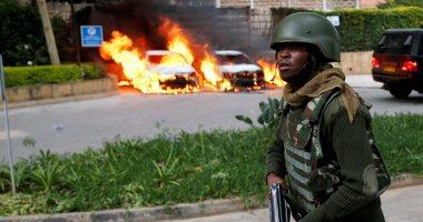 إنقاذ 50 شخصا من المحاصرين داخل الفندق فى كينيا