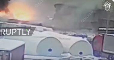 محكمة روسية تقرر  اعتقال متورط فى تفجيرات مترو موسكو  2010