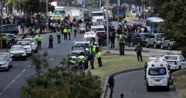 مقتل 8 أشخاص بانفجار فى كلية الشرطة بالعاصمة الكولومبية