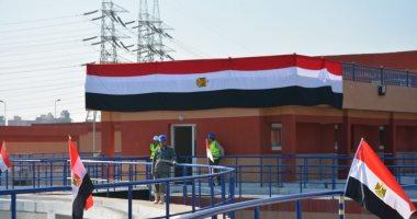 تفاصيل تشغيل محطة مياه المحمودية.. مقامة على 16 فدانا وتخدم 500 ألف شخص