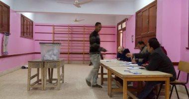 إقبال ضعيف على التصويت فى الانتخابات التكميلية للبرلمان بدائرة طامية بالفيوم