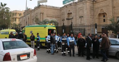 فرق الإنقاذ تجوب شوارع القاهرة لإنقاذ المشردين ورعاية الأطفال بلا مأوى