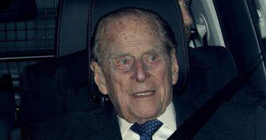 """نجاة الأمير البريطانى """"فيليب"""" من الموت بعد انقلاب سيارته شرق إنجلترا"""