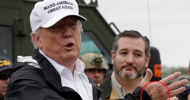 ترامب: نريد الإبقاء على وجود عسكرى أمريكى فى العراق لمراقبة إيران