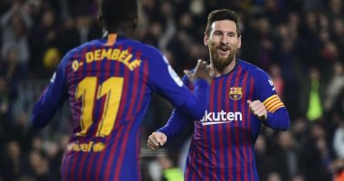 ملخص وأهداف مباراة برشلونة ضد ليفانتى فى كأس إسبانيا