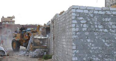 فيديو.. محافظ كفرالشيخ: استراداد 5390 متر مربع أملاك الدولة بـ3 قرى