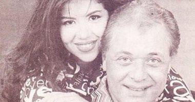 بوسى شلبى تحتضن زوجها الراحل محمود عبد العزيز بعد وصول متابعيها لمليون