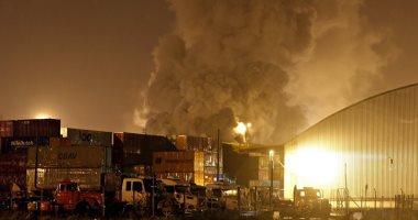 مقتل 6 أشخاص وإصابة 36 أخرين فى انفجار مصنع كيماويات بالصين
