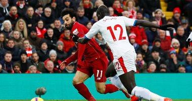 ترتيب هدافى أفريقيا فى تاريخ الدوري الإنجليزي بعد ثنائية محمد صلاح