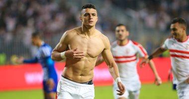 اهداف مباراة الزمالك واتحاد طنجة المغربي بالكونفدرالية