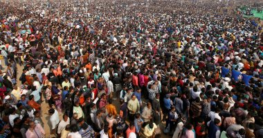 مسيرات حاشدة ضد رئيس الوزراء الهندى بسبب قلة فرص العمل