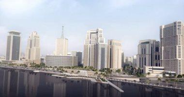 """صفحة """"رؤية مصر 2030"""" تعرض فيديو للمخطط النهائى لتطوير مثلث ماسبيرو"""