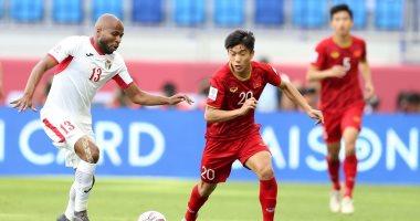 الأردن تقترب من ربع نهائى كأس آسيا بهدف رائع ضد فيتنام.. فيديو