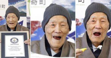 بعد أشهر من دخوله موسوعة جينيس.. وفاة أكبر معمر فى شمال اليابان