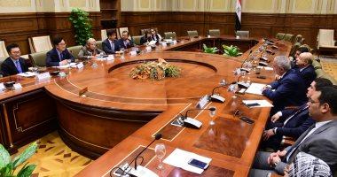 """صور.. وفد كوريا الجنوبية لـ""""خارجية النواب"""": مصر حققت نجاحات عديدة ونؤمن بتحقيق المزيد"""