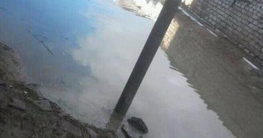 قارئ يناشد إنقاذ المصانع بمنطقة مؤسسة الزكاة بحى المرج من المجارى