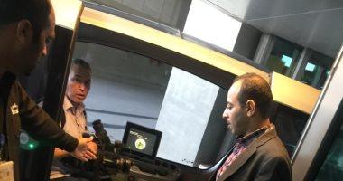"""فيديو.. """"اليوم السابع"""" فى تجربة للسيارات ذاتية القيادة بأبوظبى"""