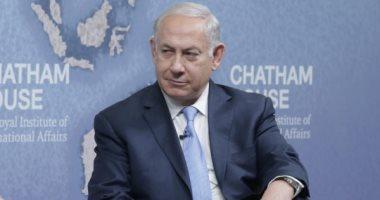 نتنياهو يستدعى غريمه فى الانتخابات لإطلاعه على تطورات الغارة الإسرائيلية على دمشق