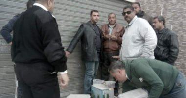 رئيس جهاز مدينة 15 مايو يقود حملة لاسترداد الوحدات السكنية المُحولة لنشاط تجارى