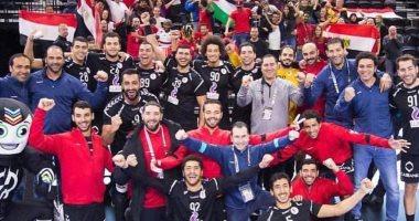 بعد مرور 50  دقيقة.. مصر تتقدم على تونس 21 / 18  فى كأس العالم لكرة اليد