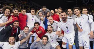 مصر تهزم تونس  30 / 23 فى كأس العالم لكرة اليد.. فيديو