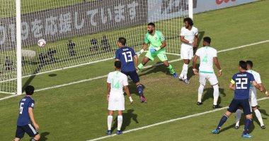 """اليابان ضد السعودية.. الساموراى يكرس عقدة الأخضر فى كأس آسيا """"فيديو"""""""
