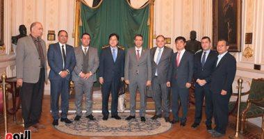 سفير كوريا الجنوبية: سنتعاون مع مصر بالمشروعات الصغيرة وإنشاء جامعة كورية ببنى سويف