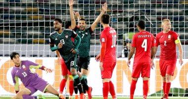 ملخص واهداف مباراة الإمارات ضد قيرغيزستان في كأس آسيا