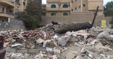 رئيس هيئة نظافة القاهرة يعد بحل مشكلة القمامة فى المعادى منتصف مارس