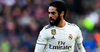 أخبار ريال مدريد اليوم حول ترحيب إيسكو بالانتقال إلى يوفنتوس والسيتى