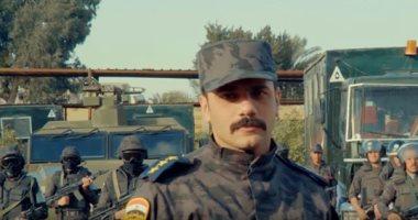 """""""شعب مصر"""".. أغنية جديدة بمناسبة احتفالات عيد الشرطة 2019 (فيديو)"""