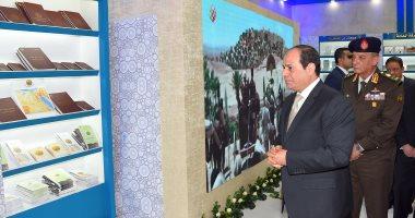 صحيفة لى زيكو الفرنسية: إصلاحات الرئيس السيسى وضعت مصر على طريق النجاح