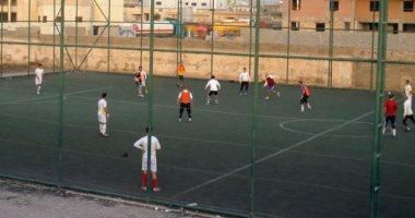 مرضى الشلل الدماغى يتحدون الإعاقة بفريق لكرة القدم